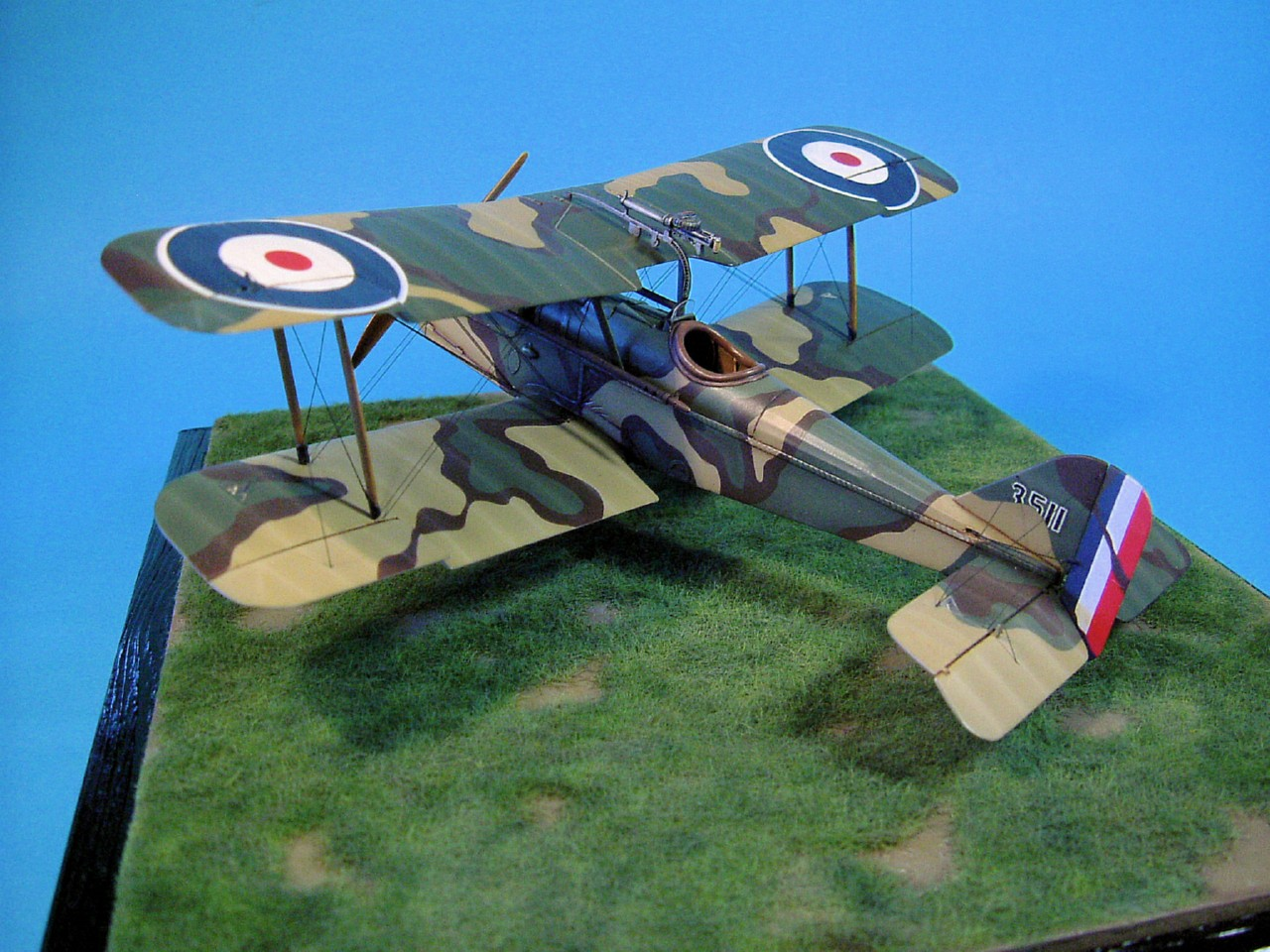 Royal Aircraft Factory S.E.5